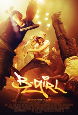 B-Girl movie poster (2009) poster MOV_de6da3cc
