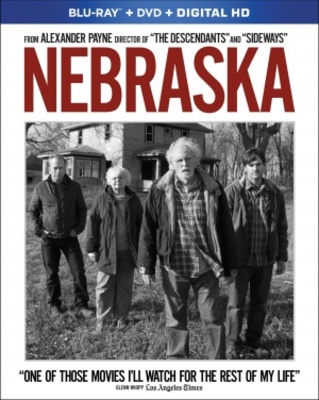 Nebraska movie poster (2013) poster MOV_de747586