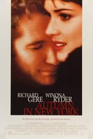 Autumn in New York movie poster (2000) picture MOV_de74c6a8