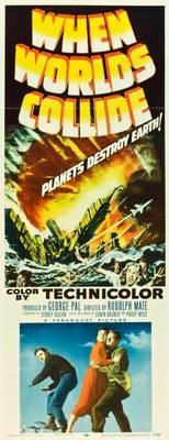 When Worlds Collide movie poster (1951) poster MOV_de757eec