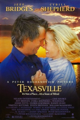 Texasville movie poster (1990) poster MOV_de762730