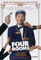 Four Rooms movie poster (1995) picture MOV_de7f61bb