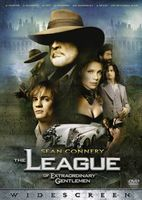 The League of Extraordinary Gentlemen movie poster (2003) picture MOV_de82d8d5
