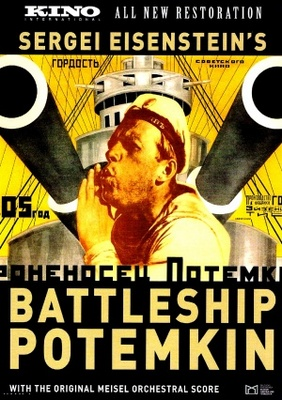 Bronenosets Potyomkin movie poster (1925) poster MOV_de888bdd