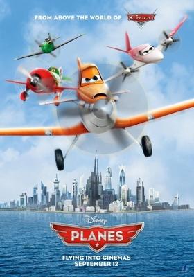 Planes movie poster (2013) poster MOV_de8e33d4