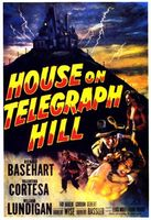 The House on Telegraph Hill movie poster (1951) picture MOV_de8f5870
