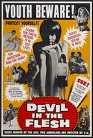 Devil in the Flesh movie poster (1960) picture MOV_de93303c