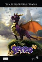 The Legend of Spyro movie poster (2009) picture MOV_de95297a
