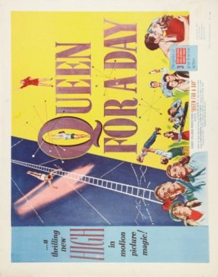 Queen for a Day movie poster (1951) poster MOV_de996775