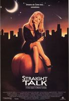 Straight Talk movie poster (1992) picture MOV_de9ddccf