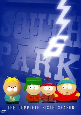 South Park movie poster (1997) poster MOV_dea047dc