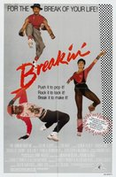 Breakin' movie poster (1984) picture MOV_dea25fea