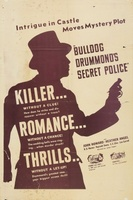 Bulldog Drummond's Secret Police movie poster (1939) picture MOV_dea65f0c