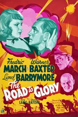 The Road to Glory movie poster (1936) poster MOV_deb1a9b0