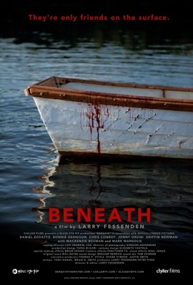 Beneath movie poster (2013) poster MOV_deb1cd89