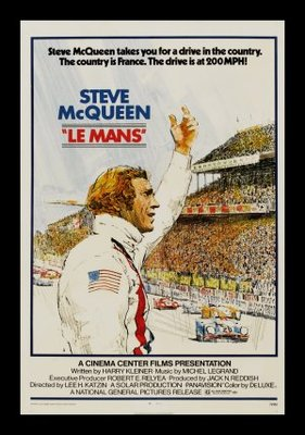 Le Mans movie poster (1971) poster MOV_deb6c334