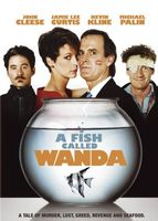 A Fish Called Wanda movie poster (1988) picture MOV_8414184f