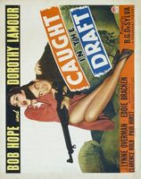 Caught in the Draft movie poster (1941) picture MOV_dec0deba
