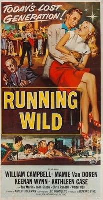 Running Wild movie poster (1955) poster MOV_dec1dd53