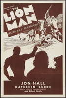 The Lion Man movie poster (1936) picture MOV_decfa00f