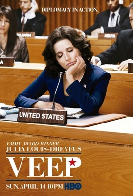 Veep movie poster (2012) poster MOV_ded1e0eb