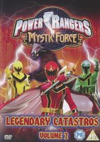Power Rangers Mystic Force movie poster (2006) picture MOV_ded3d1fa