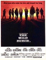 The Wild Bunch movie poster (1969) picture MOV_ded93b52