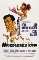 Murderers' Row movie poster (1966) picture MOV_dedec76a