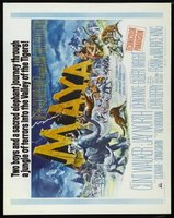Maya movie poster (1966) picture MOV_dee17f5a