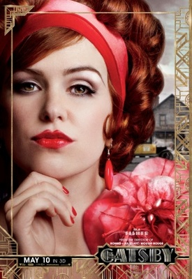 The Great Gatsby movie poster (2012) poster MOV_dee3aa30