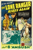The Lone Ranger Rides Again movie poster (1939) picture MOV_dee4e9ac
