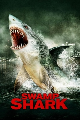 Swamp Shark movie poster (2011) poster MOV_df01eb9e