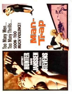 Man-Trap movie poster (1961) poster MOV_df02e696