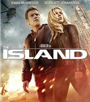 The Island movie poster (2005) picture MOV_df03d8f4