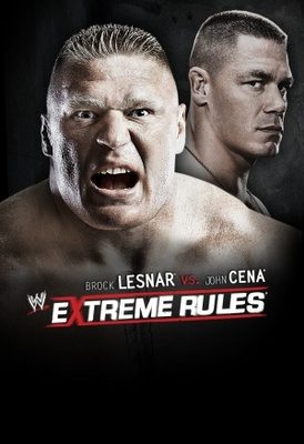 WWE Extreme Rules movie poster (2012) poster MOV_df0b2153