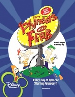 Phineas and Ferb movie poster (2007) picture MOV_df107804