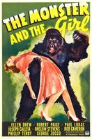 The Monster and the Girl movie poster (1941) picture MOV_df12ed2b