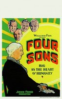 Four Sons movie poster (1928) picture MOV_df166984