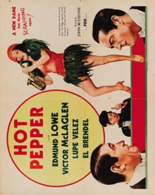 Hot Pepper movie poster (1933) poster MOV_df26af59