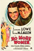 No More Women movie poster (1934) picture MOV_df2dbcdb