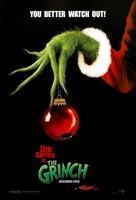 How the Grinch Stole Christmas movie poster (2000) picture MOV_df322e26