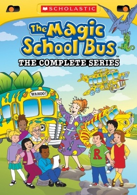 The Magic School Bus movie poster (1994) poster MOV_df34fb87