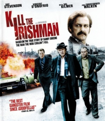 Kill the Irishman movie poster (2011) poster MOV_df3736e7