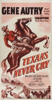 Texans Never Cry movie poster (1951) picture MOV_df392c9c