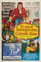 The Great Adventures of Captain Kidd movie poster (1953) picture MOV_df3d1a6a