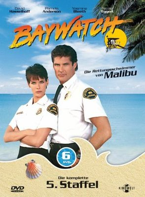 Baywatch movie poster (1989) poster MOV_df3e40a9