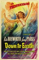 Down to Earth movie poster (1947) picture MOV_df42e2c8