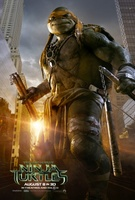 Teenage Mutant Ninja Turtles movie poster (2014) picture MOV_df480d1e