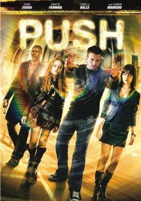 Push movie poster (2009) poster MOV_df48892b