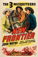 New Frontier movie poster (1939) picture MOV_df491e16